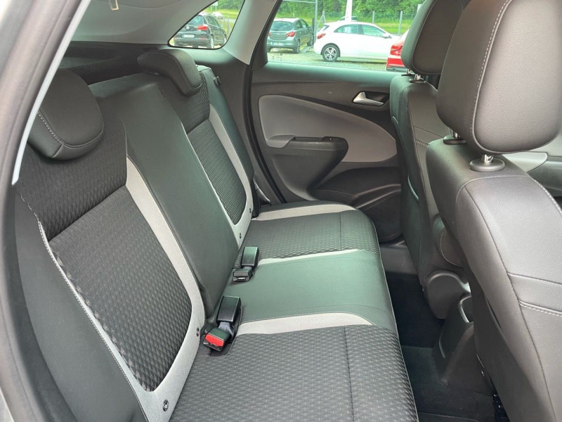 Photo 11 de l'offre de OPEL CROSSLAND X 1.2 TURBO 110CH INNOVATION BVA à 14990€ chez Jeammet automobiles