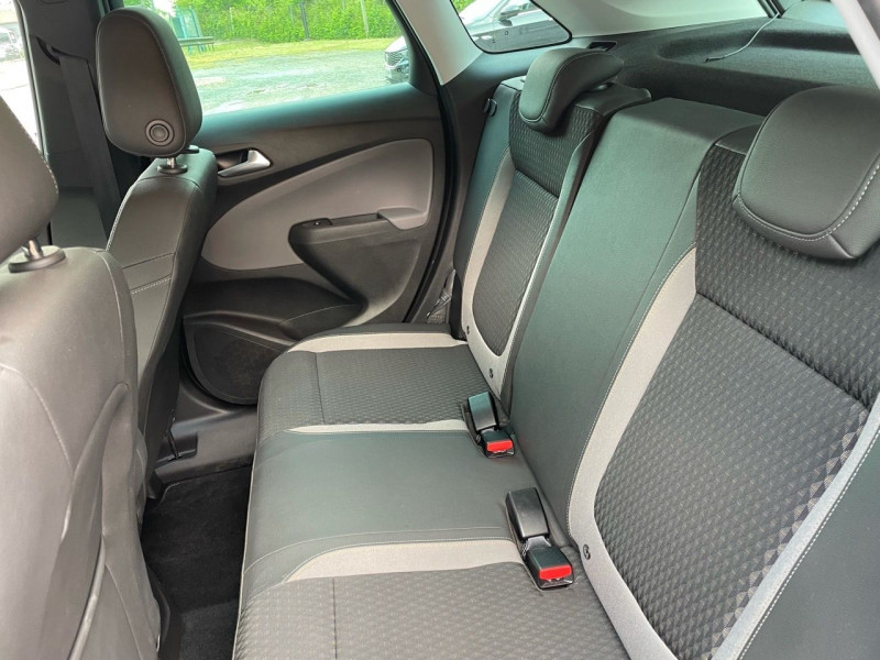 Photo 10 de l'offre de OPEL CROSSLAND X 1.2 TURBO 110CH INNOVATION BVA à 14990€ chez Jeammet automobiles