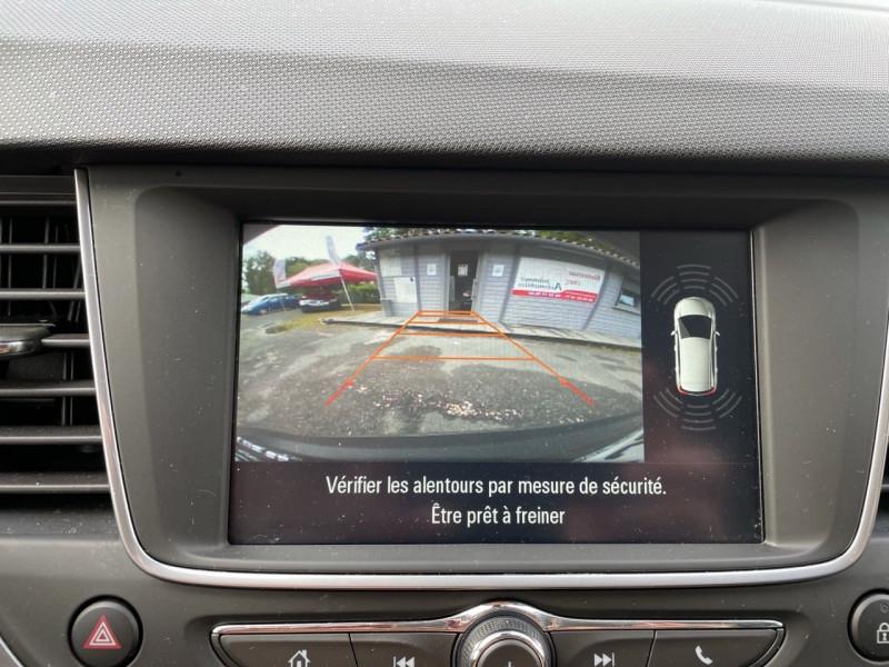 Photo 8 de l'offre de OPEL CROSSLAND X 1.2 TURBO 110CH INNOVATION BVA à 14990€ chez Jeammet automobiles