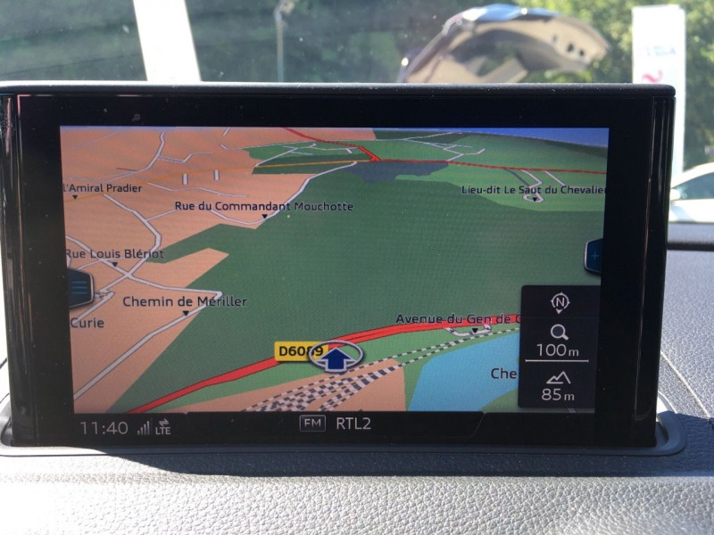 Photo 8 de l'offre de AUDI A3 SPORTBACK 1.6 TDI 116CH BUSINESS LINE S TRONIC 7 à 17490€ chez Jeammet automobiles
