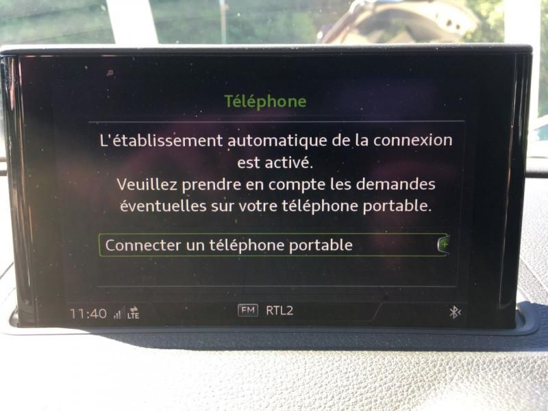 Photo 9 de l'offre de AUDI A3 SPORTBACK 1.6 TDI 116CH BUSINESS LINE S TRONIC 7 à 17490€ chez Jeammet automobiles