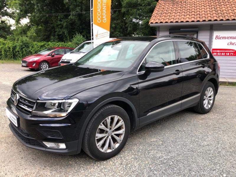 Volkswagen TIGUAN 2.0 TDI 150CH BLUEMOTION TECHNOLOGY CONFORTLINE BUSINESS Diesel NOIR Occasion à vendre