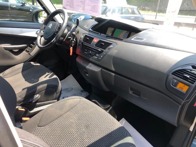 Photo 4 de l'offre de CITROEN C4 PICASSO 1.6 E-HDI 110CH FAP EXCLUSIVE BMP6 à 6490€ chez Jeammet automobiles