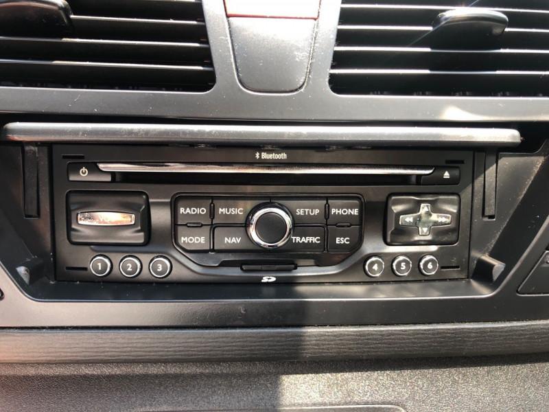 Photo 11 de l'offre de CITROEN C4 PICASSO 1.6 E-HDI 110CH FAP EXCLUSIVE BMP6 à 6490€ chez Jeammet automobiles