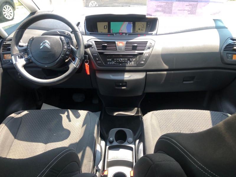 Photo 5 de l'offre de CITROEN C4 PICASSO 1.6 E-HDI 110CH FAP EXCLUSIVE BMP6 à 6490€ chez Jeammet automobiles