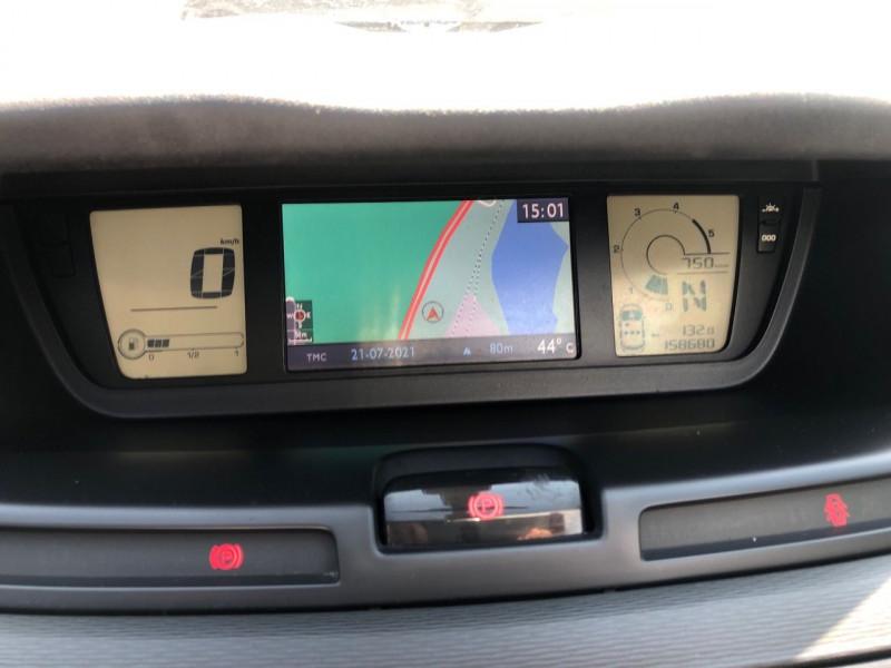 Photo 6 de l'offre de CITROEN C4 PICASSO 1.6 E-HDI 110CH FAP EXCLUSIVE BMP6 à 6490€ chez Jeammet automobiles