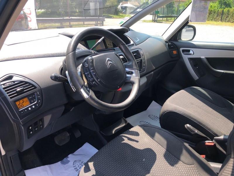 Photo 3 de l'offre de CITROEN C4 PICASSO 1.6 E-HDI 110CH FAP EXCLUSIVE BMP6 à 6490€ chez Jeammet automobiles