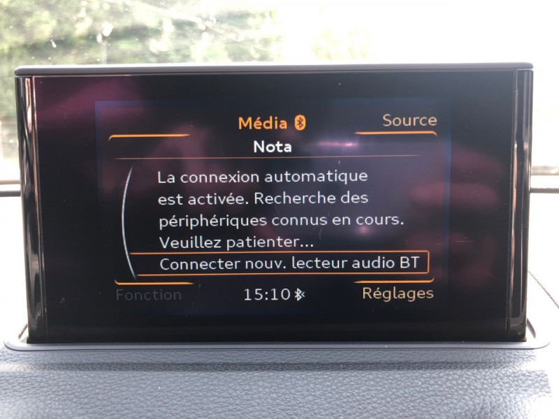 Photo 13 de l'offre de AUDI A3 CABRIOLET 1.4 TFSI 125CH S LINE S TRONIC 7 à 17990€ chez Jeammet automobiles