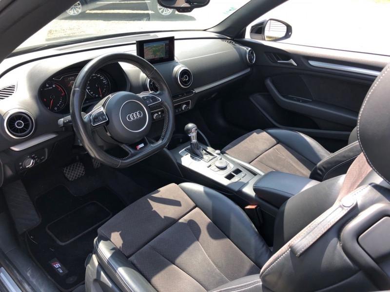Photo 8 de l'offre de AUDI A3 CABRIOLET 1.4 TFSI 125CH S LINE S TRONIC 7 à 17990€ chez Jeammet automobiles