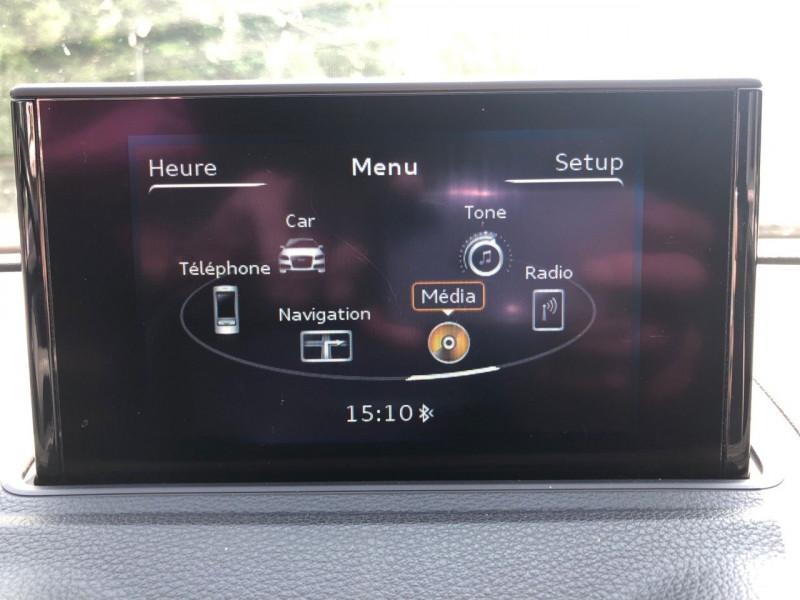 Photo 14 de l'offre de AUDI A3 CABRIOLET 1.4 TFSI 125CH S LINE S TRONIC 7 à 17990€ chez Jeammet automobiles