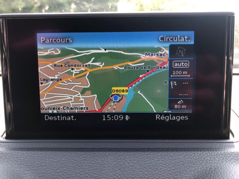 Photo 10 de l'offre de AUDI A3 CABRIOLET 1.4 TFSI 125CH S LINE S TRONIC 7 à 17990€ chez Jeammet automobiles