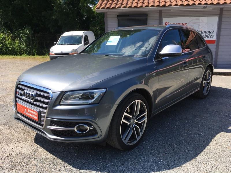 Audi SQ5 3.0 V6 BITDI 313CH QUATTRO TIPTRONIC Diesel GRIS FONCE Occasion à vendre