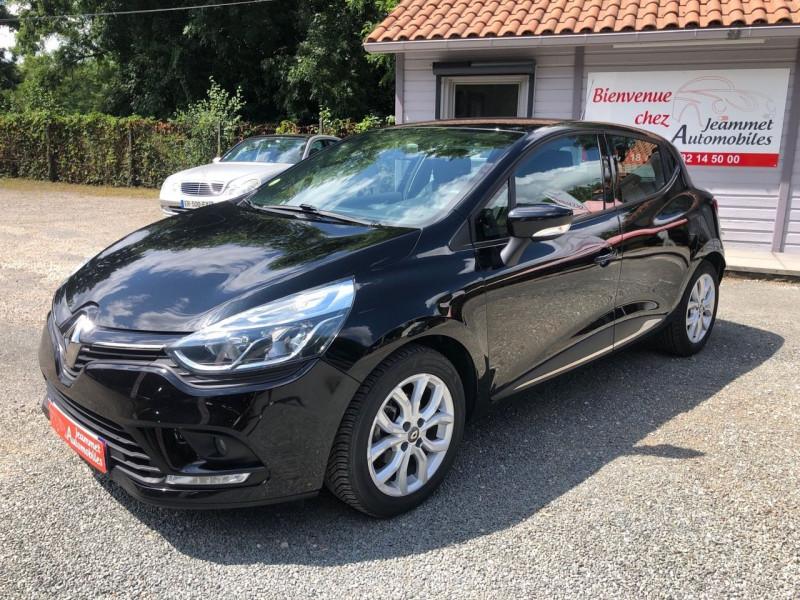 Renault CLIO IV 1.5 DCI 90CH ENERGY BUSINESS EDC 5P Diesel NOIR Occasion à vendre