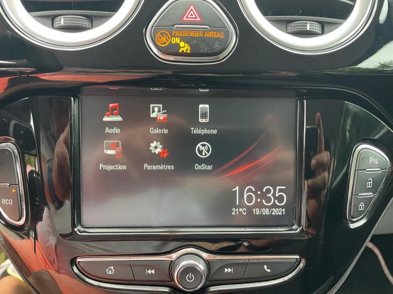 Photo 8 de l'offre de OPEL ADAM 1.4 TWINPORT 87CH UNLIMITED START/STOP à 10490€ chez Jeammet automobiles