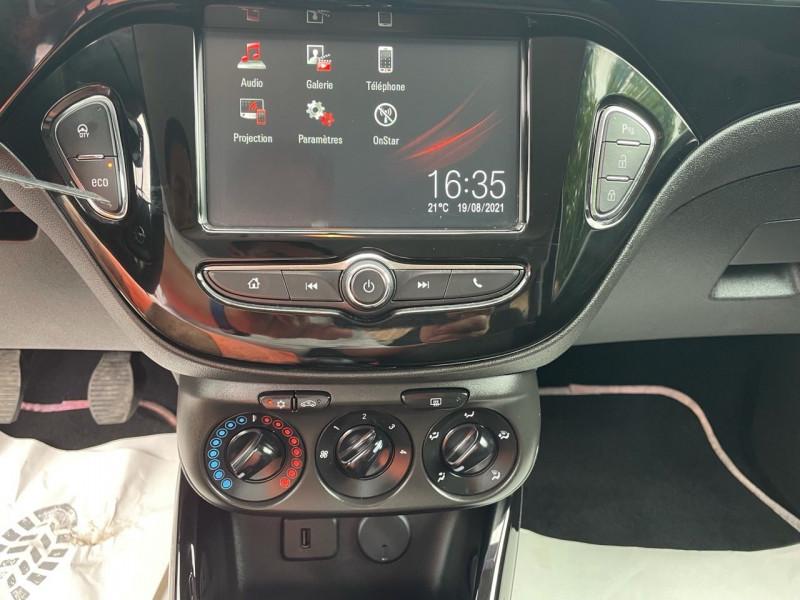 Photo 7 de l'offre de OPEL ADAM 1.4 TWINPORT 87CH UNLIMITED START/STOP à 10490€ chez Jeammet automobiles