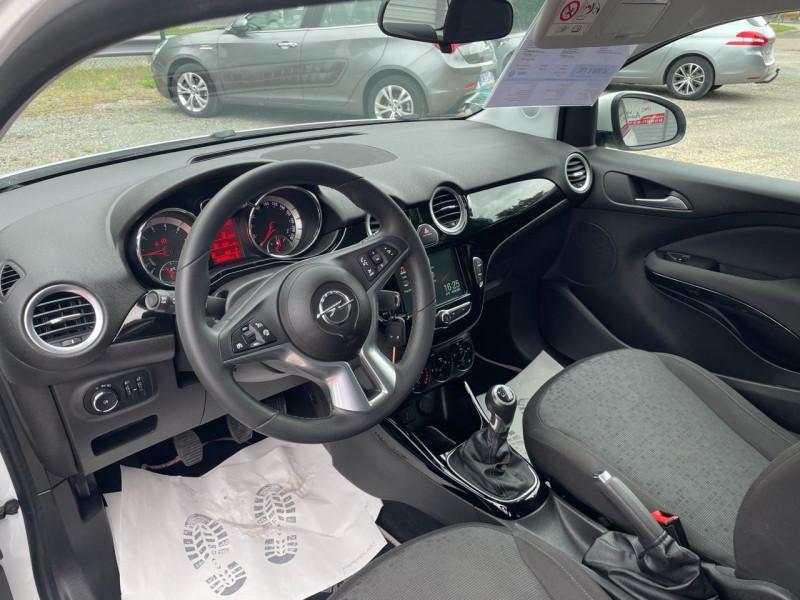 Photo 5 de l'offre de OPEL ADAM 1.4 TWINPORT 87CH UNLIMITED START/STOP à 10490€ chez Jeammet automobiles