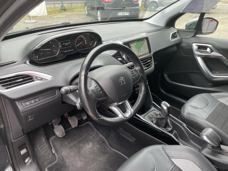Photo 6 de l'offre de PEUGEOT 2008 1.6 BLUEHDI 100CH ALLURE BUSINESS S&S à 11490€ chez Jeammet automobiles
