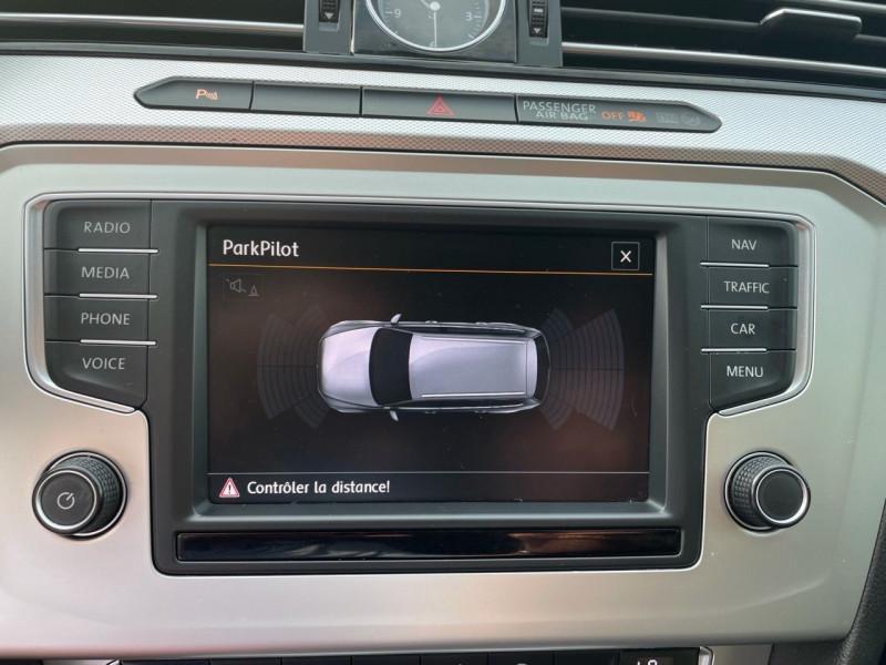 Photo 9 de l'offre de VOLKSWAGEN PASSAT SW 2.0 TDI 150CH BLUEMOTION TECHNOLOGY CONFORTLINE DSG6 à 14790€ chez Jeammet automobiles