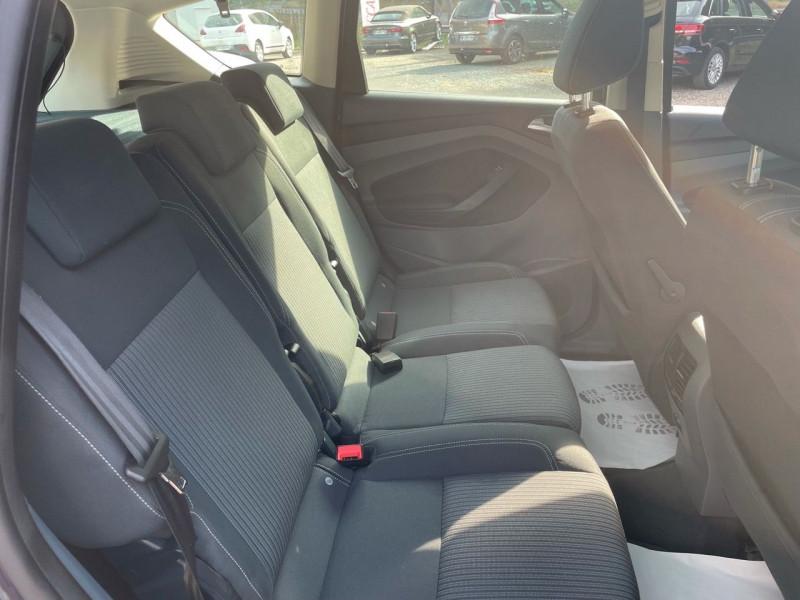 Photo 13 de l'offre de FORD C-MAX 1.0 SCTI 125CH ECOBOOST STOP&START TITANIUM à 8490€ chez Jeammet automobiles