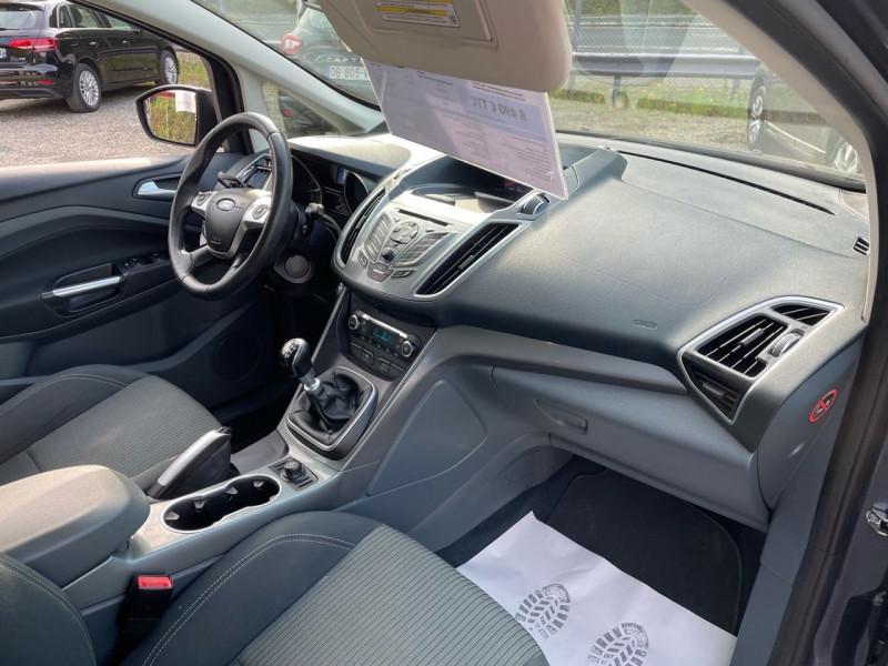 Photo 7 de l'offre de FORD C-MAX 1.0 SCTI 125CH ECOBOOST STOP&START TITANIUM à 8490€ chez Jeammet automobiles