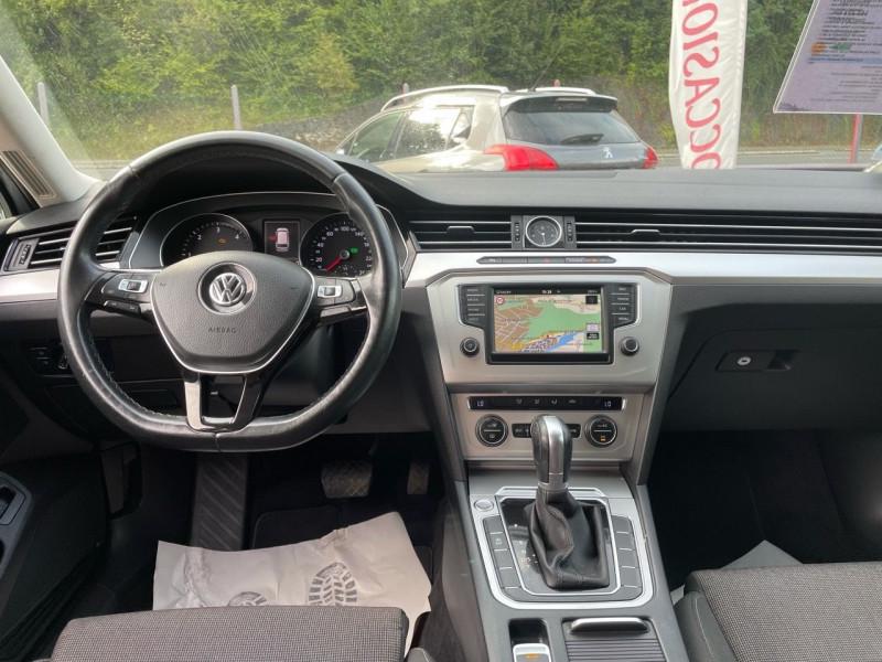Photo 5 de l'offre de VOLKSWAGEN PASSAT SW 2.0 TDI 150CH BLUEMOTION TECHNOLOGY CONFORTLINE DSG6 à 14790€ chez Jeammet automobiles
