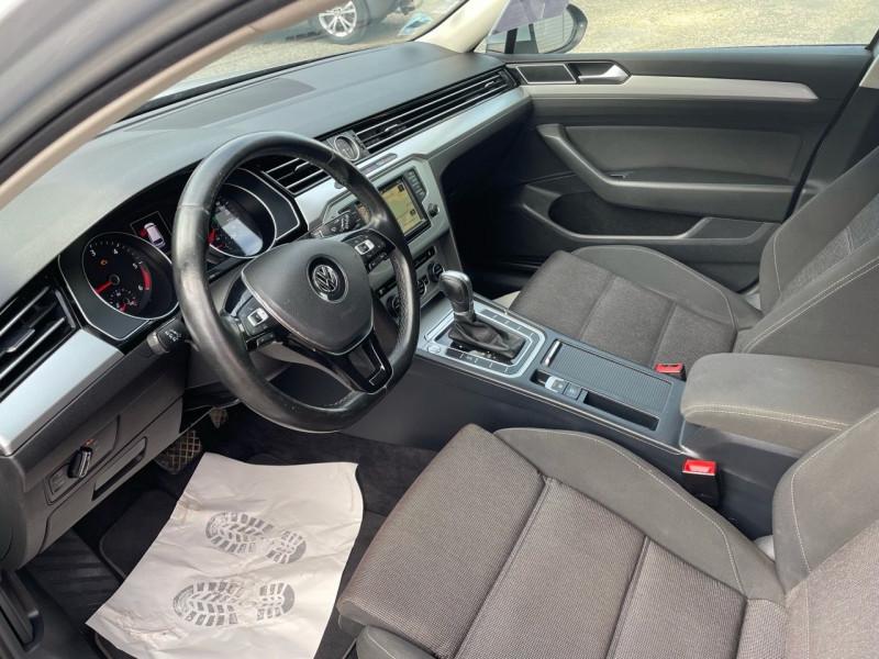 Photo 6 de l'offre de VOLKSWAGEN PASSAT SW 2.0 TDI 150CH BLUEMOTION TECHNOLOGY CONFORTLINE DSG6 à 14790€ chez Jeammet automobiles