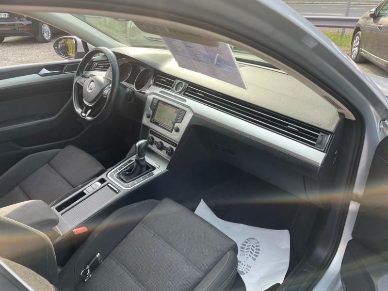 Photo 7 de l'offre de VOLKSWAGEN PASSAT SW 2.0 TDI 150CH BLUEMOTION TECHNOLOGY CONFORTLINE DSG6 à 14790€ chez Jeammet automobiles