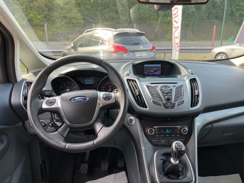 Photo 5 de l'offre de FORD C-MAX 1.0 SCTI 125CH ECOBOOST STOP&START TITANIUM à 8490€ chez Jeammet automobiles