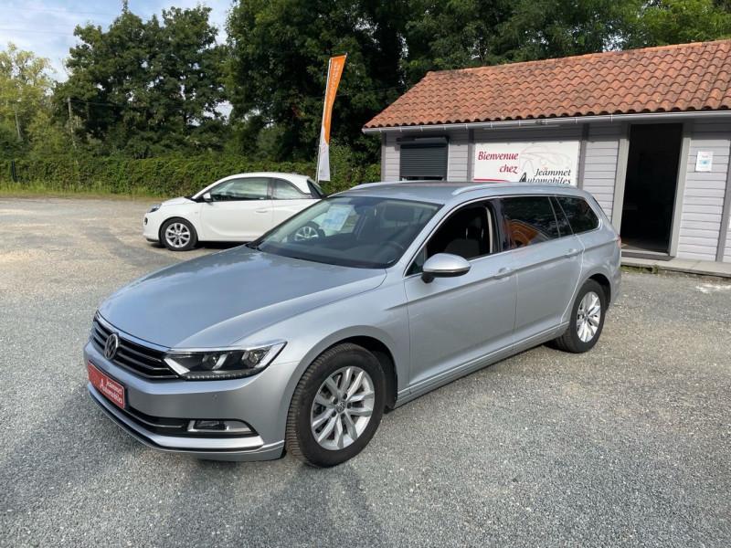 Volkswagen PASSAT SW 2.0 TDI 150CH BLUEMOTION TECHNOLOGY CONFORTLINE DSG6 Diesel GRIS CLAIR Occasion à vendre