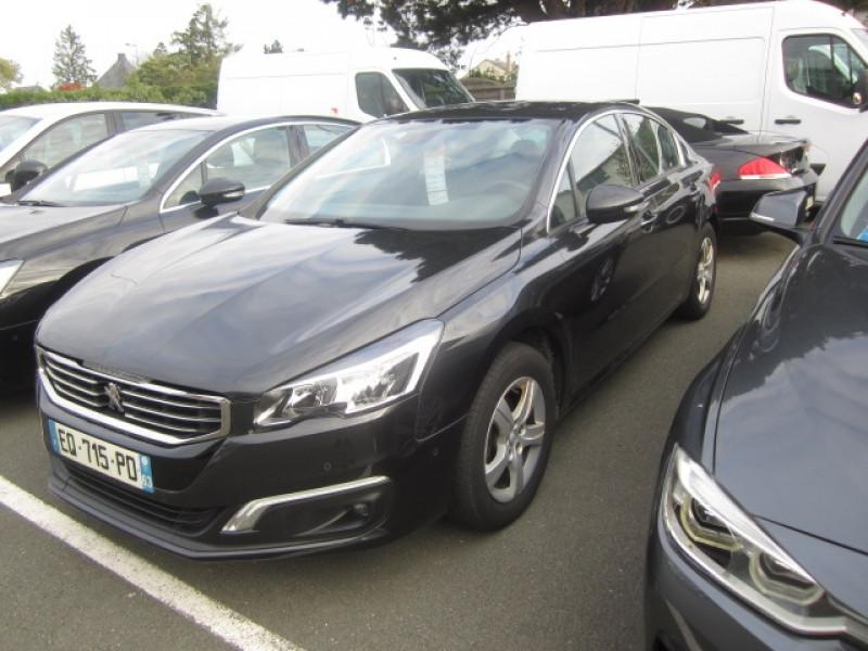 Peugeot 508 1.6 BLUEHDI 120CH ACTIVE BUSINESS S&S Diesel GRIS Occasion à vendre