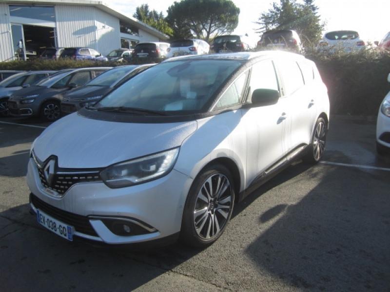 Renault GRAND SCENIC IV 1.6 DCI 160CH ENERGY INITIALE PARIS EDC Diesel GRIS Occasion à vendre