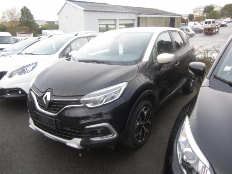 Renault CAPTUR 0.9 TCE 90CH ENERGY INTENS EURO6C Essence NOIR Occasion à vendre