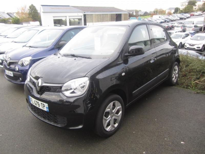 Renault TWINGO III 1.0 SCE 75CH ZEN - 20 Essence NOIR Occasion à vendre