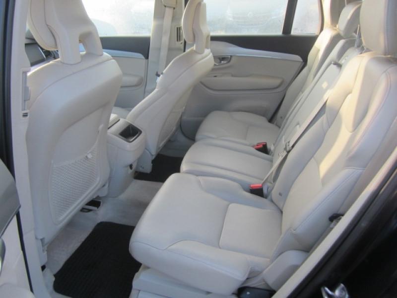 Photo 2 de l'offre de VOLVO XC90 D5 AWD 235CH MOMENTUM GEARTRONIC 5 PLACES à 37490€ chez Garage Deletre