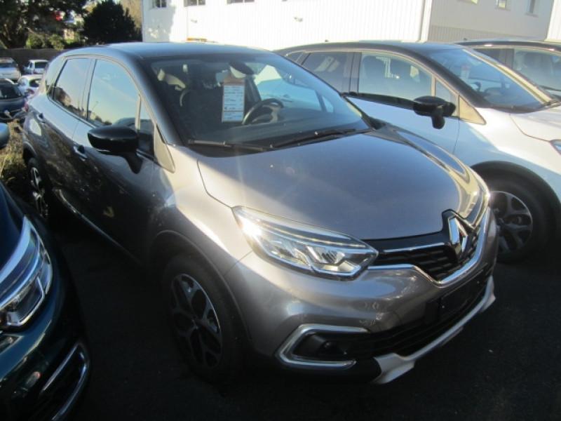Renault CAPTUR 0.9 TCE 90CH ENERGY BUSINESS EURO6C Essence GRIS Occasion à vendre