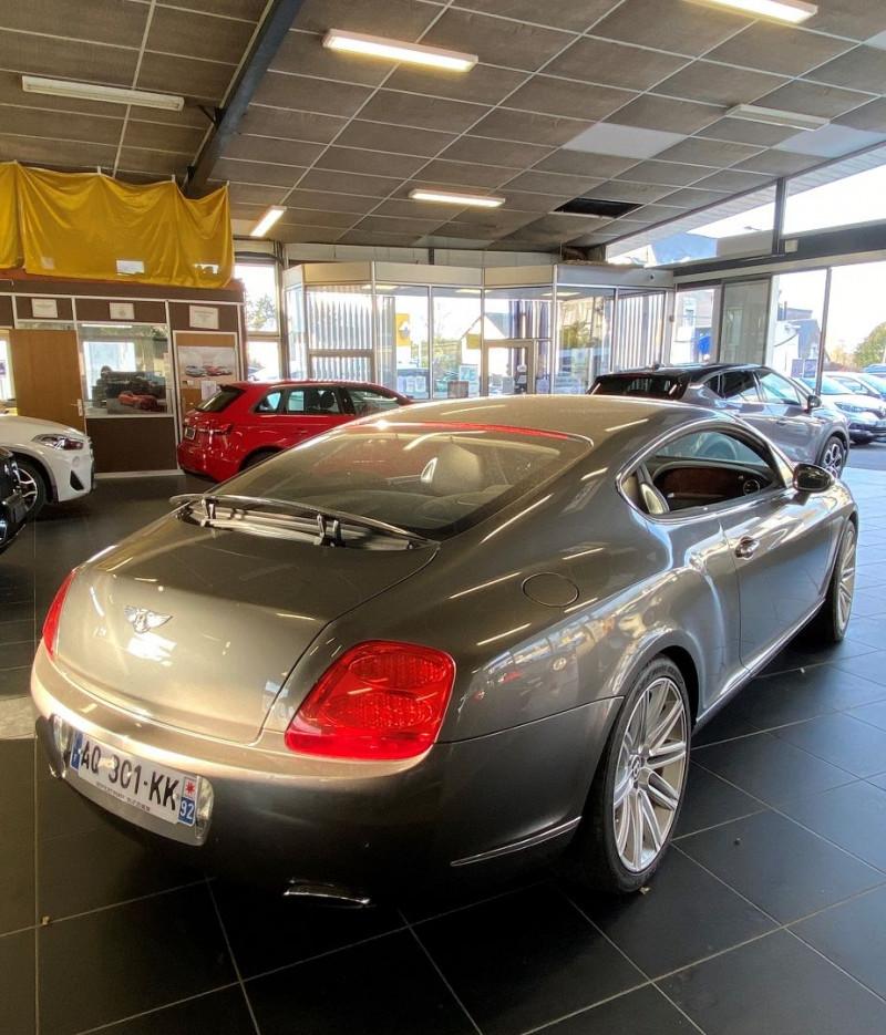 Photo 7 de l'offre de BENTLEY CONTINENTAL GT 6.0 à 52990€ chez Garage Deletre