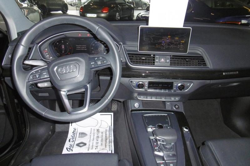 Photo 3 de l'offre de AUDI Q5 2.0 TDI 190CH AVUS QUATTRO S TRONIC 7 à 42900€ chez Garage Deletre
