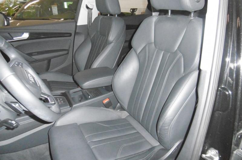 Photo 2 de l'offre de AUDI Q5 2.0 TDI 190CH AVUS QUATTRO S TRONIC 7 à 42900€ chez Garage Deletre