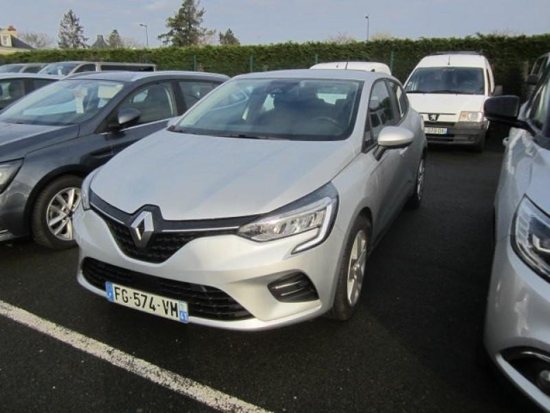 Renault CLIO V 1.0 TCE 100CH ZEN Essence GRIS Occasion à vendre