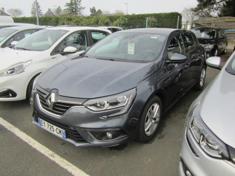 Renault MEGANE IV 1.2 TCE 100CH ENERGY BUSINESS Essence GRIS F Occasion à vendre