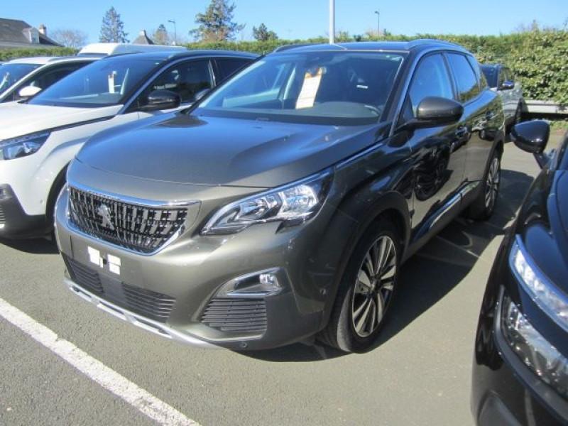 Peugeot 3008 1.5 BLUEHDI 130CH E6.C ALLURE S&S Diesel GRIS Occasion à vendre