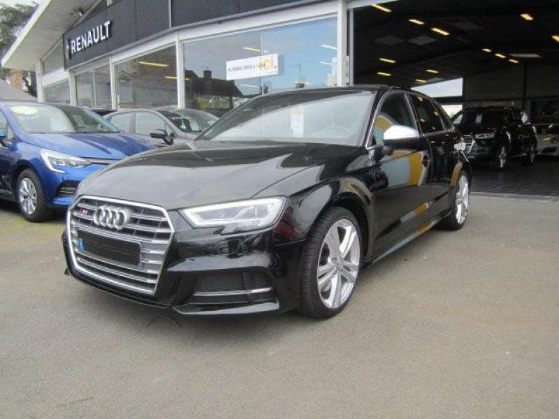 Audi S3 SPORTBACK 2.0 TFSI 310CH QUATTRO Essence NOIR Occasion à vendre