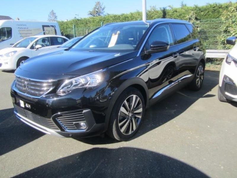 Peugeot 5008 1.5 BLUEHDI 130CH E6.C ALLURE S&S 111G Diesel NOIR Occasion à vendre