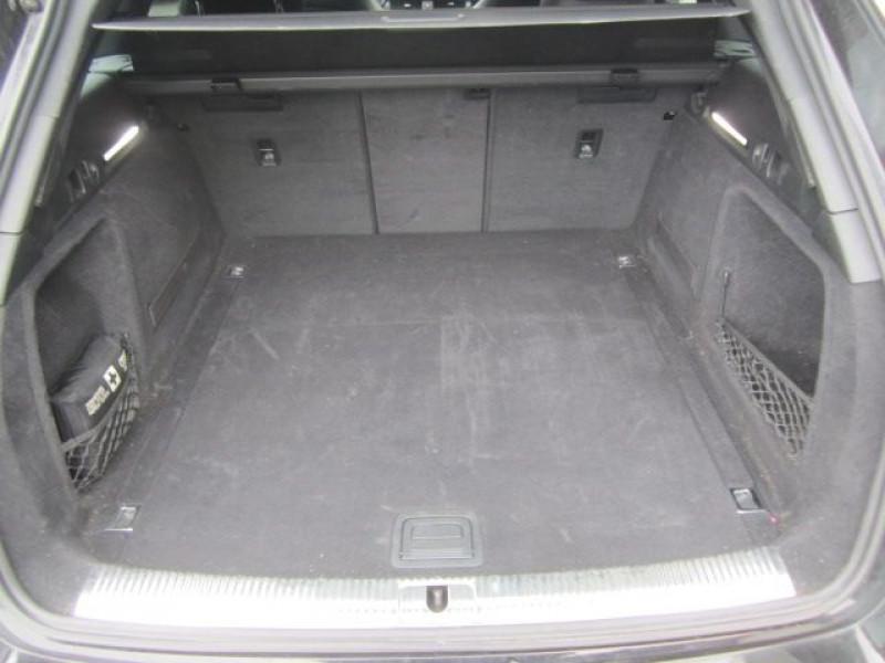 Photo 5 de l'offre de AUDI A4 AVANT 2.0 TDI 190CH S LINE S TRONIC 7 à 20990€ chez Garage Deletre