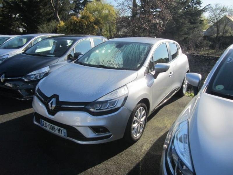 Renault CLIO IV 0.9 TCE 90CH ENERGY INTENS 5P Essence GRIS Occasion à vendre