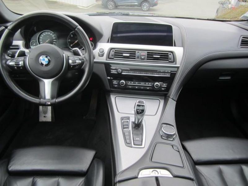 Photo 3 de l'offre de BMW SERIE 6 GRAN COUPE (F06) 640DA XDRIVE 313CH M SPORT à 32990€ chez Garage Deletre
