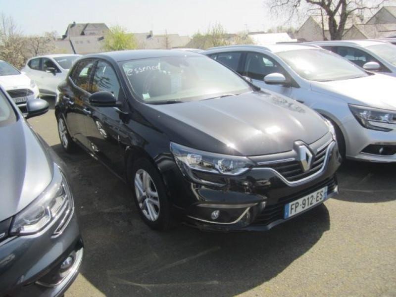 Renault MEGANE IV 1.3 TCE 115CH FAP BUSINESS 120G Essence NOIR Occasion à vendre