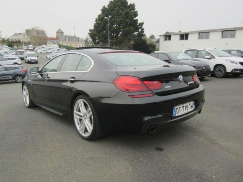 Photo 6 de l'offre de BMW SERIE 6 GRAN COUPE (F06) 640DA XDRIVE 313CH M SPORT à 32990€ chez Garage Deletre