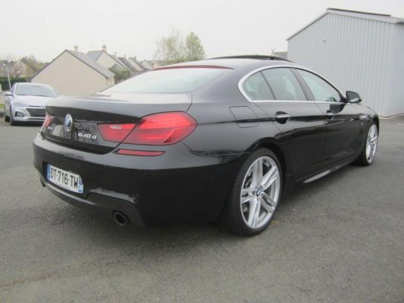 Photo 7 de l'offre de BMW SERIE 6 GRAN COUPE (F06) 640DA XDRIVE 313CH M SPORT à 32990€ chez Garage Deletre