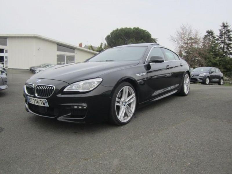 Photo 2 de l'offre de BMW SERIE 6 GRAN COUPE (F06) 640DA XDRIVE 313CH M SPORT à 32990€ chez Garage Deletre